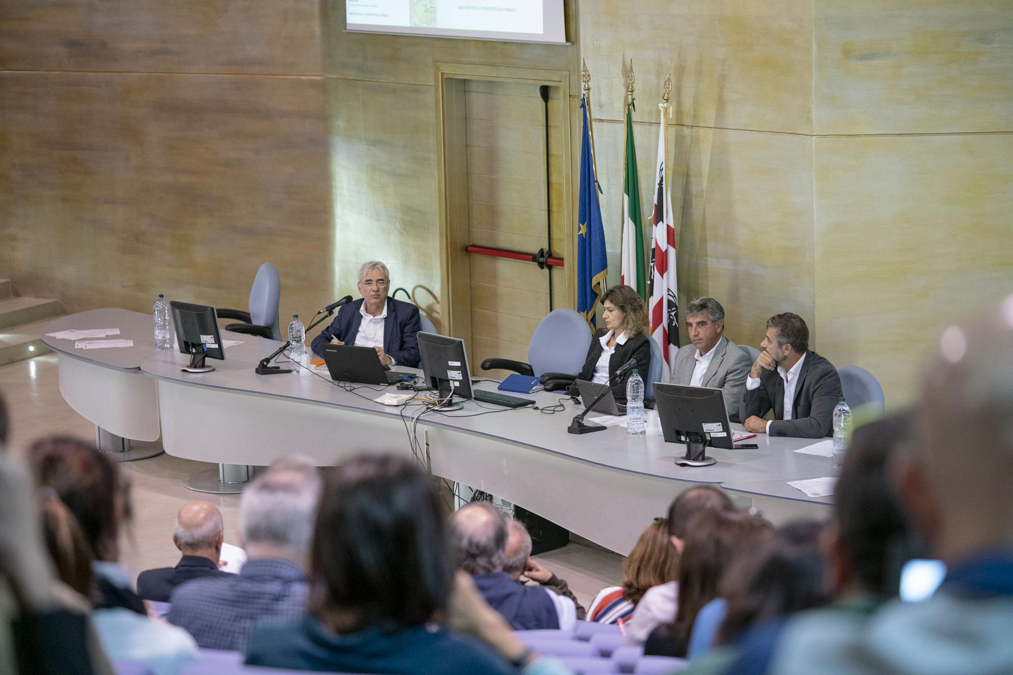 Urbanistica, l'incontro organizzato da OIC